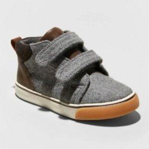 Toddler Boys' Harrison Sneakers - Cat & Jack Gray